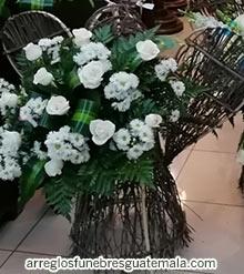 arreglos funebres de angeles para funeral