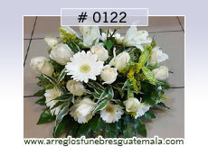 arreglos de rosas para capilla funebre