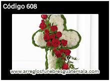 arreglos florales de luto