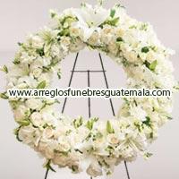 envio de coronas funebres para funerales