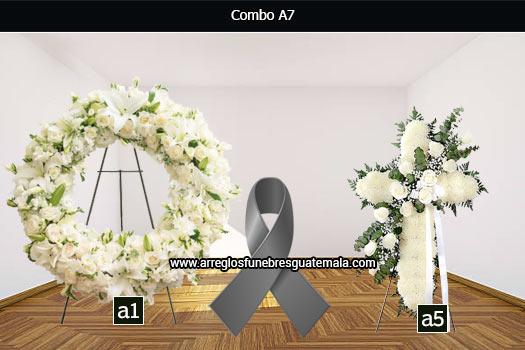 arreglos funebres en guatemala para enviar condolencias