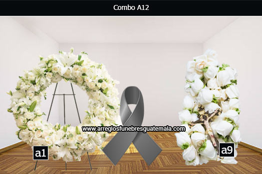 flores de luto en guatemala