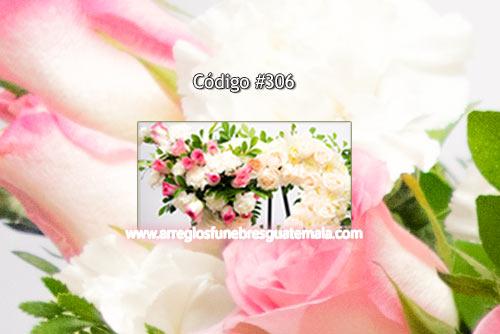 corazon de rosas para enviar condolencias
