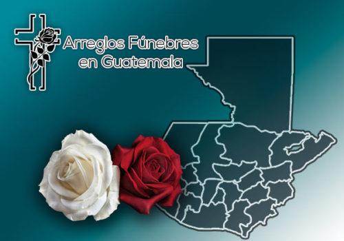 Envió de flores a departamentos de Guatemala