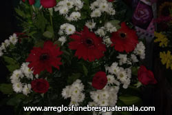 Envió de flores a Petén