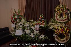 Envió de flores a Quetzaltenango