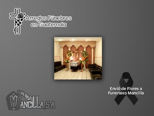 floristerias en guatemala de noche para funerales