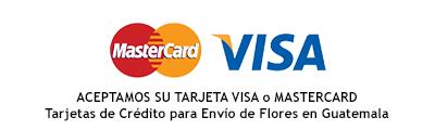 tarjeta de crédito para envío de flores en guatemala